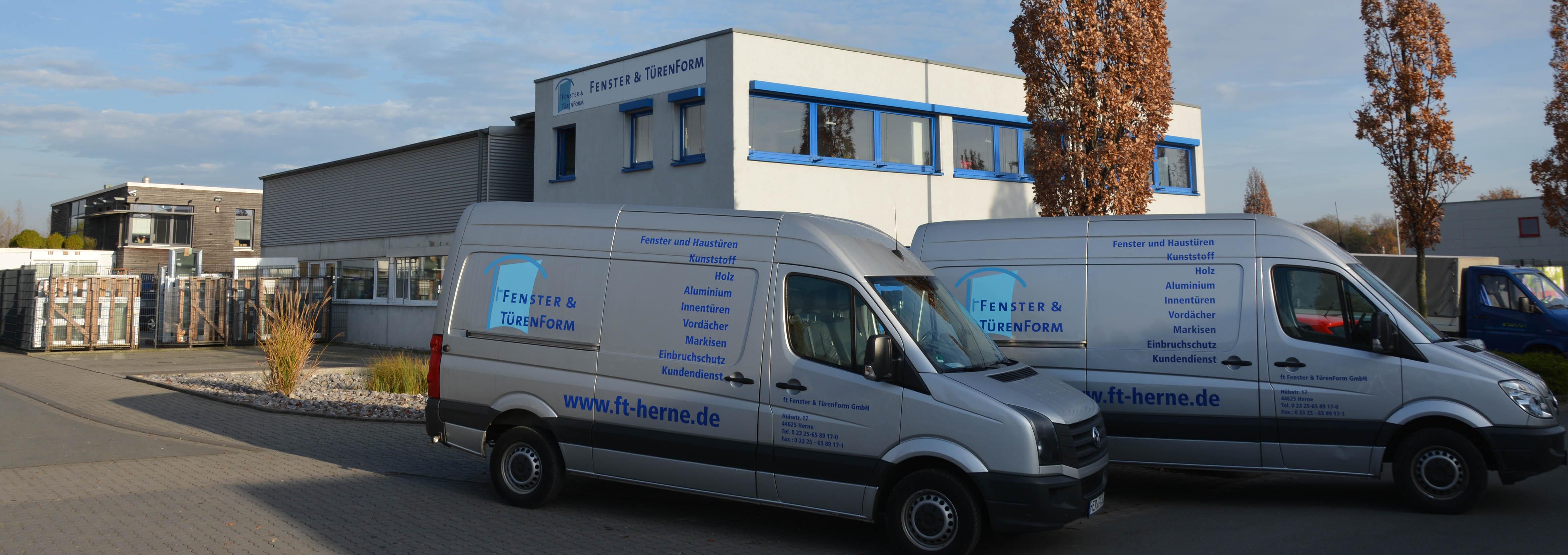 Fenster und türen herne  Ft-herne: Über uns